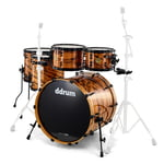 DDrum Dios Zebrawood ltd. shell set