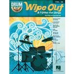 Hal Leonard Drum Play-Along Wipe Out