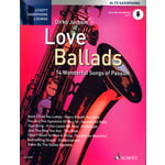 Schott Love Ballads A-Sax