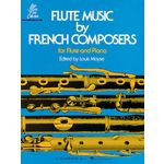 G. Schirmer Flute Music French Composers