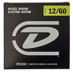 Dunlop Electric Guitar String 12/60