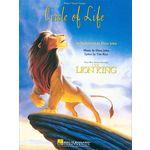 Hal Leonard Circle Of Life PVG
