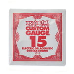 Ernie Ball 015 Single String Slinky Set
