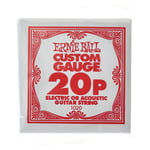 Ernie Ball 020p Single String Slinky Set