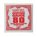 Ernie Ball 080 Single String Wound Set