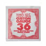Ernie Ball 036 Single String Wound Set