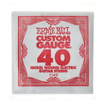Ernie Ball 040 Single String Wound Set