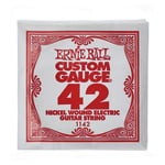 Ernie Ball 042 Single String Wound Set