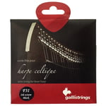 Galli Strings Lever Harp Bass Wire F31