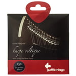 Galli Strings Lever Harp Bass Wire F38