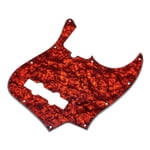 dAndrea J-Style Pickguard Orange Pearl