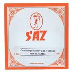 Saz CTB18C Cura Standard Strings