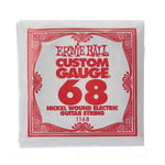 Ernie Ball 068 Single String Wound Set