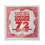 Ernie Ball 072 Single String Wound Set
