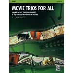 Alfred Music Publishing Movie Trios For All Violin