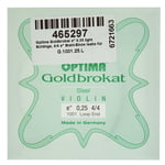 "Optima Goldbrokat e"" 0.25 light LP"