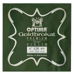 "Optima Goldbrokat Premium e"" 0.25 BE"