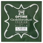 "Optima Goldbrokat Premium e"" 0.28 BE"
