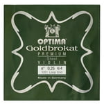 "Optima Goldbrokat Premium e"" 0.25 LP"