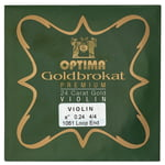 "Optima Goldbrokat 24K Gold e"" 0.24 LP"