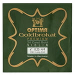 "Optima Goldbrokat 24K Gold e"" 0.25 LP"
