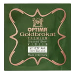 "Optima Goldbrokat Brassed e"" 0.27 BE"