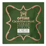 "Optima Goldbrokat Brassed e"" 0.27 BE"