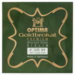 "Optima Goldbrokat Brassed e"" 0.25 LP"