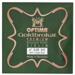 "Optima Goldbrokat Brassed e"" 0.28 LP"