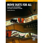 Alfred Music Publishing Movie Duets For All Cello/Bass