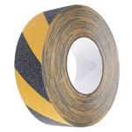 Stairville Warning Tape 18 black/yellow