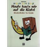 Alfred Music Publishing Kräsch! Bum! Bäng!Kinderlieder