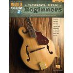 Hal Leonard Mandolin Play-Along Beginners