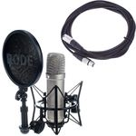 Rode NT1-A Complete Vocal Re Bundle