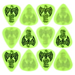 Ernie Ball Everlast Picks 0,88 mm Green