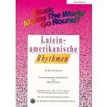 Siebenhüner Musikverlag Lateinamerikanisch Vol.1 Trump