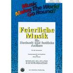 Siebenhüner Musikverlag Feierliche Musik Vol.1 T-Sax