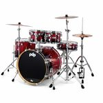 "DW PDP M5 22"" Bundle Cherry"