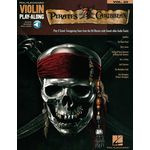 Hal Leonard Violin Play-Along Pirates
