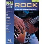 Hal Leonard Bass Play-Along Rock