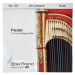 Bow Brand Pedal Wire 6th B String No.39