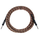 Fender FV Series Cable Cotton Rainbow