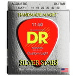 DR Strings DR Silver Stars SIA-11