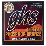 GHS TCB-M Phosphor Bronze Medium