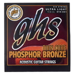 GHS TCB-M Phosphor Bronze U-Light