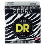 DR Strings DR A ZEBR ZAE-13