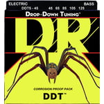DR Strings DR B Drop DDT5-45
