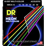 DR Strings DR A Neon MCA-12