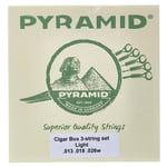 Pyramid Cigar Box 3 Light