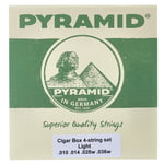 Pyramid Cigar Box 4 Light